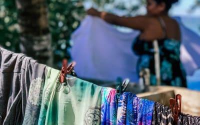 Helppo pyykkietikkaohje